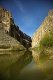 Gorge de Santa Elena image libre de droits