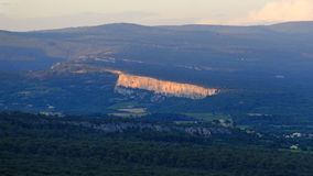 Gorge de Verdon Image stock