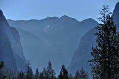 Gorge de vue de gorge Image stock