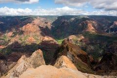 Gorge de Waimea Images stock
