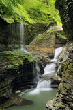 Gorge de Watkins Image stock