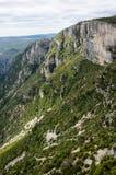 Gorge du Verdon in Provence Royalty Free Stock Image