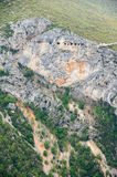 Gorge du Verdon in Provence Stock Image