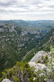 Gorge du Verdon in Provence Royalty Free Stock Photography