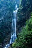 Gorge en bambou de Tianshui de l'eau de Hubei Zigui Three Gorges Photographie stock libre de droits
