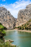 Gorge Of The Gaitanes, Malaga Province, Andalusia, Stock Images