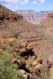 Gorge grande Photos stock