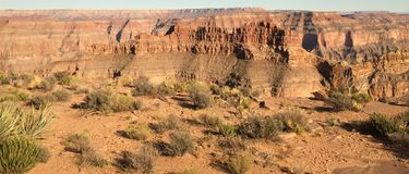 Gorge grande Photos stock