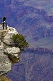 Gorge grande, Arizona Photos stock