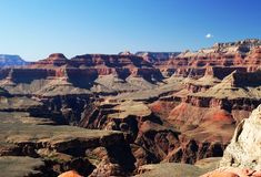 Gorge grande, Arizona, Etats-Unis Photos stock