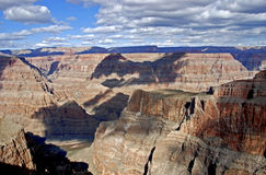 Gorge grande, Arizona, Etats-Unis Photo libre de droits