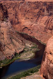 Gorge grande de Fleuve Colorado Photographie stock