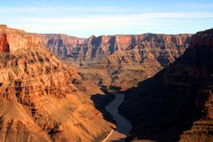 Gorge grande Etats-Unis Photo stock