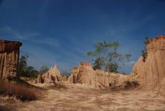 Gorge grande Thaïlande Image libre de droits