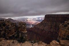 Gorge grande Vista Images stock