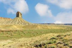 Gorge le Colorado de Mancos Photos stock
