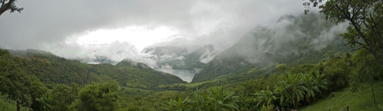 Gorge Mexique de Sumidero Images libres de droits