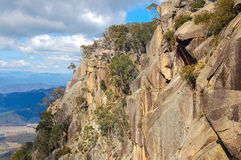 Gorge - Mt Buffalo Royalty Free Stock Images