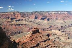 gorge NP grand de l'Arizona Photos libres de droits