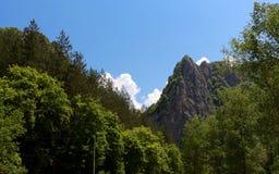 Gorge of river Erma , Tran, Bulgaria Royalty Free Stock Photos