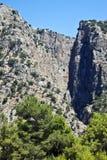 Gorge Saklikent Images stock