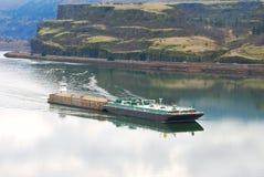 Gorge Ship Stock Photo