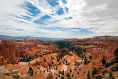 Gorge Utah de Bryce Photographie stock libre de droits