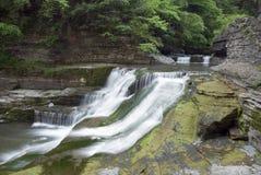 Gorge Waterfall stock image