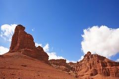 Gorgeous American rock desert Stock Image
