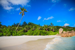 Gorgeous Anse Cocos Beach Royalty Free Stock Image