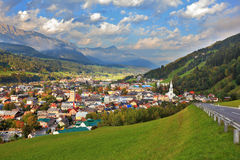 Gorgeous Austria Stock Photography