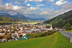 Gorgeous Austria Stock Photography