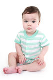 Gorgeous baby royalty free stock photography