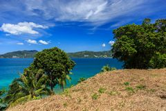 Gorgeous Beach at Phuket, Thailand Royalty Free Stock Photos