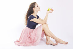 Gorgeous beauty girl Stock Photography