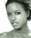 Gorgeous Black Woman Royalty Free Stock Image
