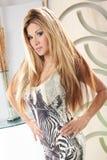Gorgeous blond Stock Photos