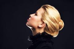 Gorgeous blonde Royalty Free Stock Photos
