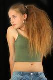 Gorgeous Blonde Girl Royalty Free Stock Image