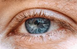 Marbling in the Eye of the World Ahead stock photos