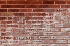 Gorgeous brick wall with old,weathered masonry Stock Photo