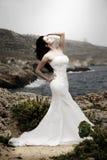 Gorgeous bride Stock Image