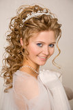Gorgeous bride Royalty Free Stock Images