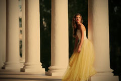 Gorgeous bride Stock Images