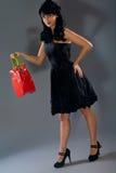 Gorgeous brunette girl Royalty Free Stock Photo