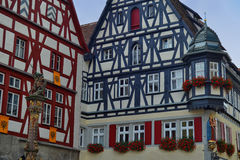 Gorgeous Buildings in Germany Royalty Free Stock Images