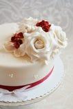 Gorgeous cake Stock Images