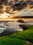 Gorgeous Coastline Royalty Free Stock Images