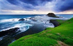 Gorgeous Coastline Stock Image
