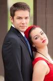 Gorgeous Couple Royalty Free Stock Photo